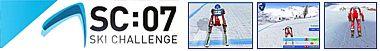 Ski Challenge 2007 das kostenlose Computerspiel f�r den Winter im Schnee